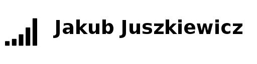 Jakub Juszkiewicz blog